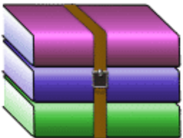 WinRAR compression fichier